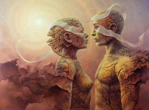 So erkennst du die Liebe deines Lebens: Ihr habt euch schon vor langer Zeit verabredet… Schon vor der Geburt