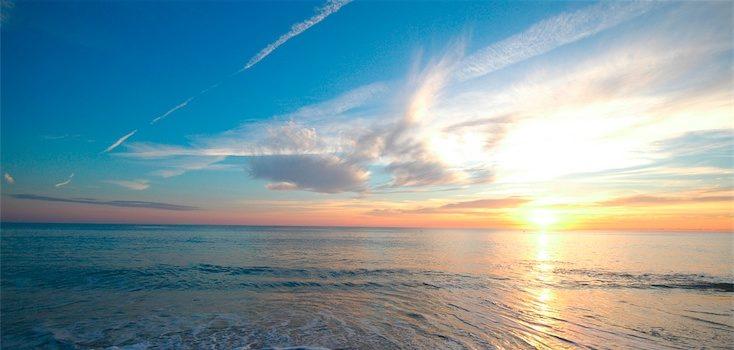 Aufenthalt im Meeres (Salz-) wasser ist der Gesundheitstipp für alle!