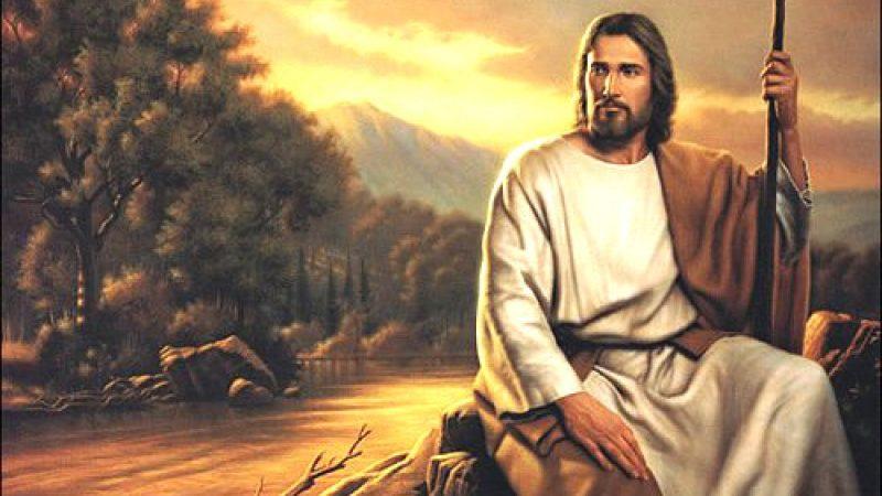 """Weisheiten von Jesus: """"Liebe deinen Nächsten wie sich selbst!"""""""