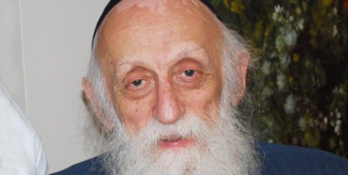 """Der Rabbiner behauptet: """"Sie lieben eigentlich nur diejenigen denen Sie geben!"""""""