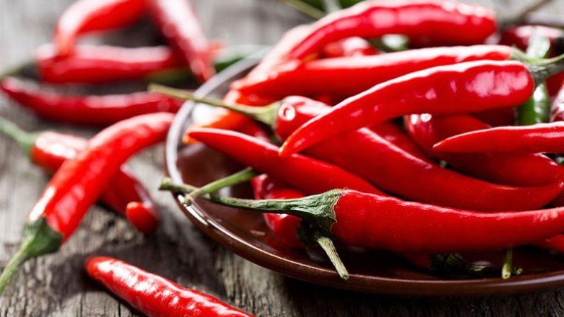 Scharfe Chilis gegen Krebs.. Wirkung ist sehr mächtig