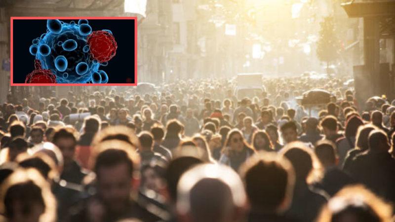 Alarmierende Studie zeigt, dass Menschen Coronavirus übertragen können, ohne selbst Symptome zu zeigen