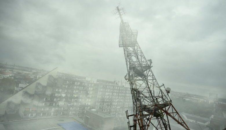 5G-Antennen werden zerstört !!