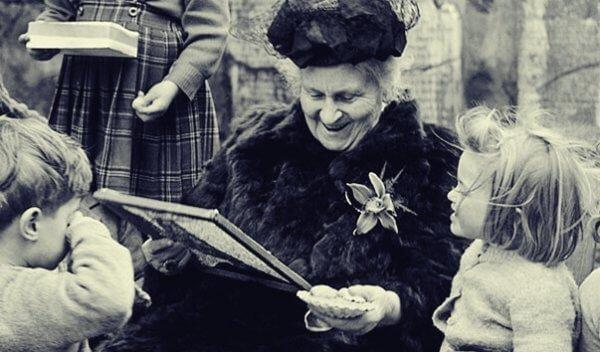 19 Regeln von Maria Montessori, um bessere Eltern zu werden!