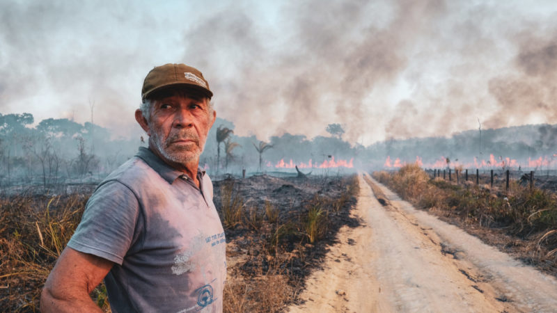 Amazonas brennt weiter: Brasilianischer Präsident lässt Regenwald für Wirtschaft abbrennen