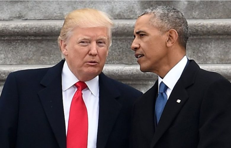 Trump attackiert Obama: 'Das größte Verbrechen der US-Geschichte' !!