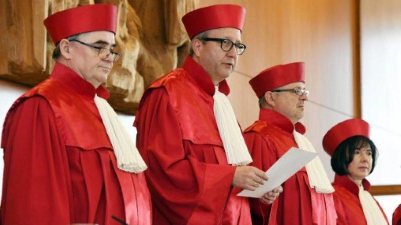 Bundesverfassungsgericht bestätigt offiziell: Die BRD ist mittlerweile kein Rechtsstaat mehr