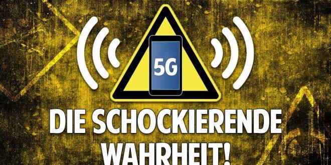 5G – Dringende Warnung vor Totalverstrahlung durch neues Mobilfunknetz!