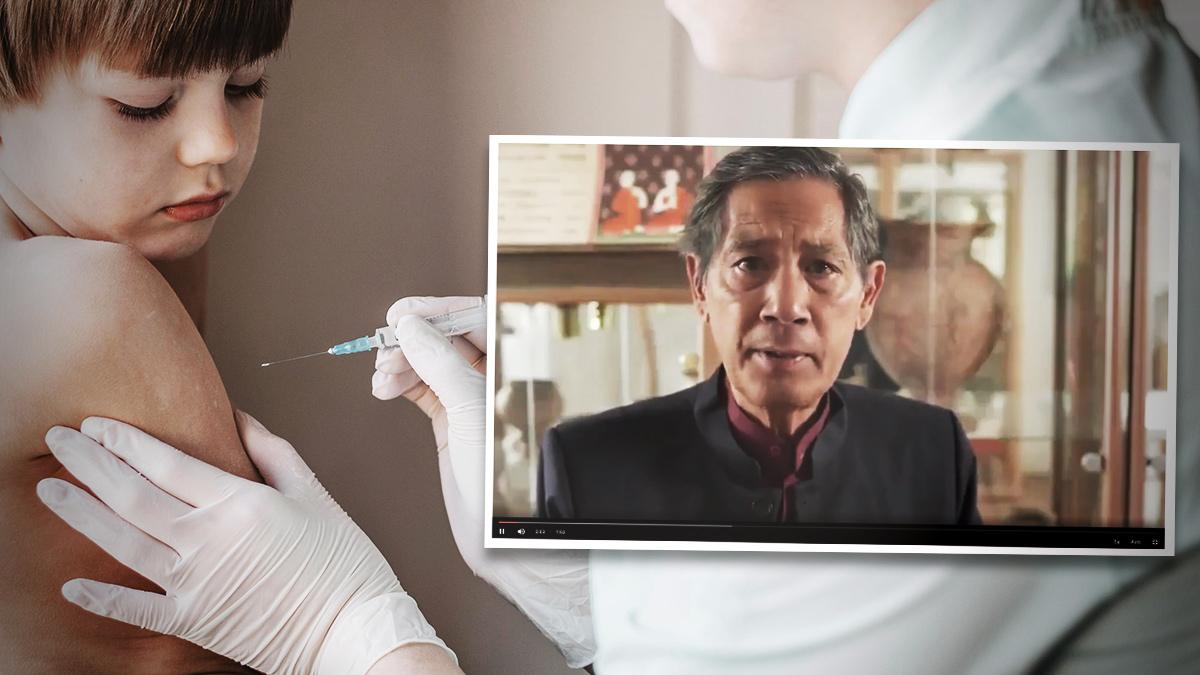 """Bhakdi: """"Covid-Impfung für Kinder ist ein Verbrechen"""""""