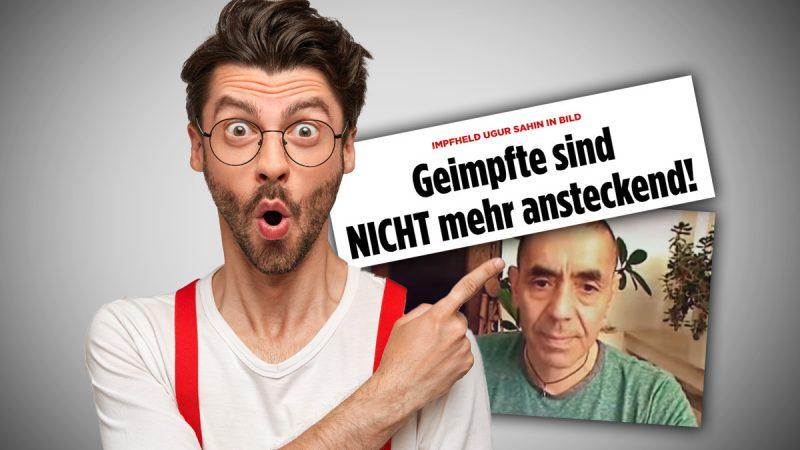 """Faktencheck: Von Biontech-""""Impfheld"""" Ugur Sahins Versprechen blieb nichts übrig"""