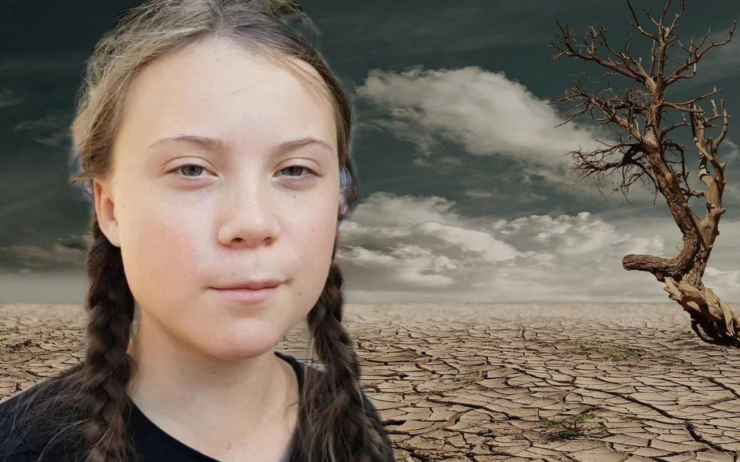 Greta Thunberg hat versehentlich enthüllt, dass sie nur eine Marionette ist. Sie wird jetzt in Indien strafrechtlich verfolgt